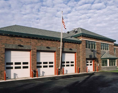 Cayuga Heights Fire Station in Cayuga Heights, NY