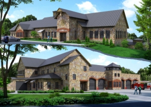 Valley Forge Rendering