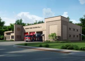 Midway Fire Station