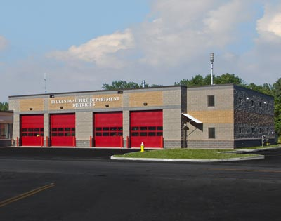 Town of Glenville Fire District No. 5 – Beukendaal Fire Station