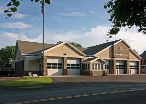 Slingerlands Fire Station Primary After