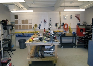 Hudson Engineers Workroom