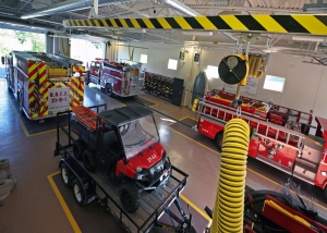 Philipstown Apparatus Bay 1