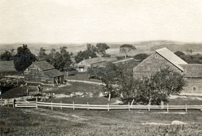Original Barn & Farm Circa 1890's