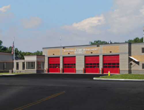 Beukendaal Project Featured in Fire Apparatus